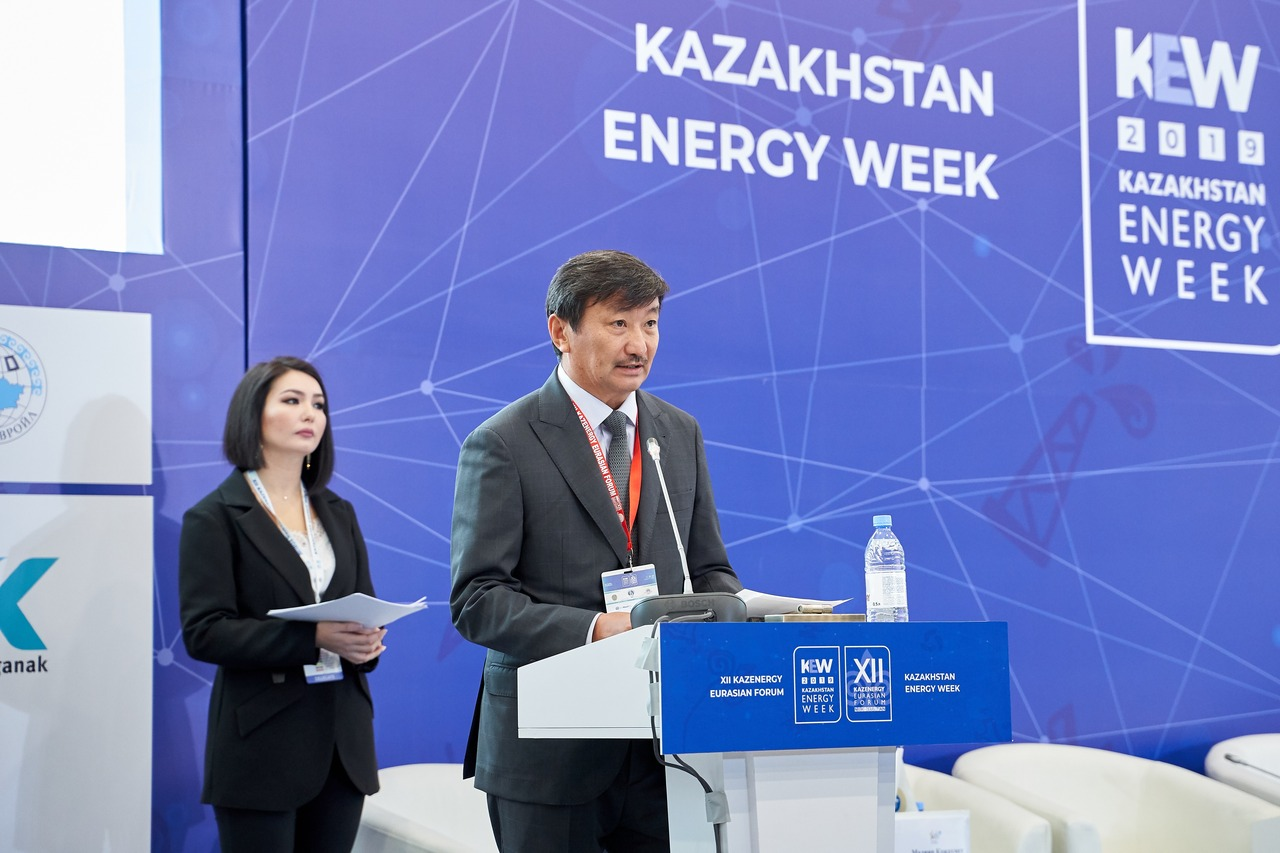 Kazakhstan Energy Week 2019 - Джабулат Сарсенов