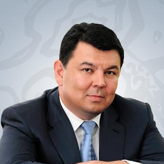 Канат Бозумбаев - Министр энергетики Республики Казахстан