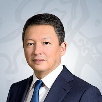Тимур Кулибаев - Министр энергетики Республики Казахстан